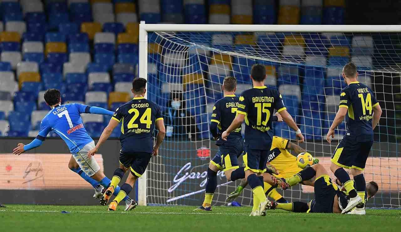 Elmas Napoli Parma