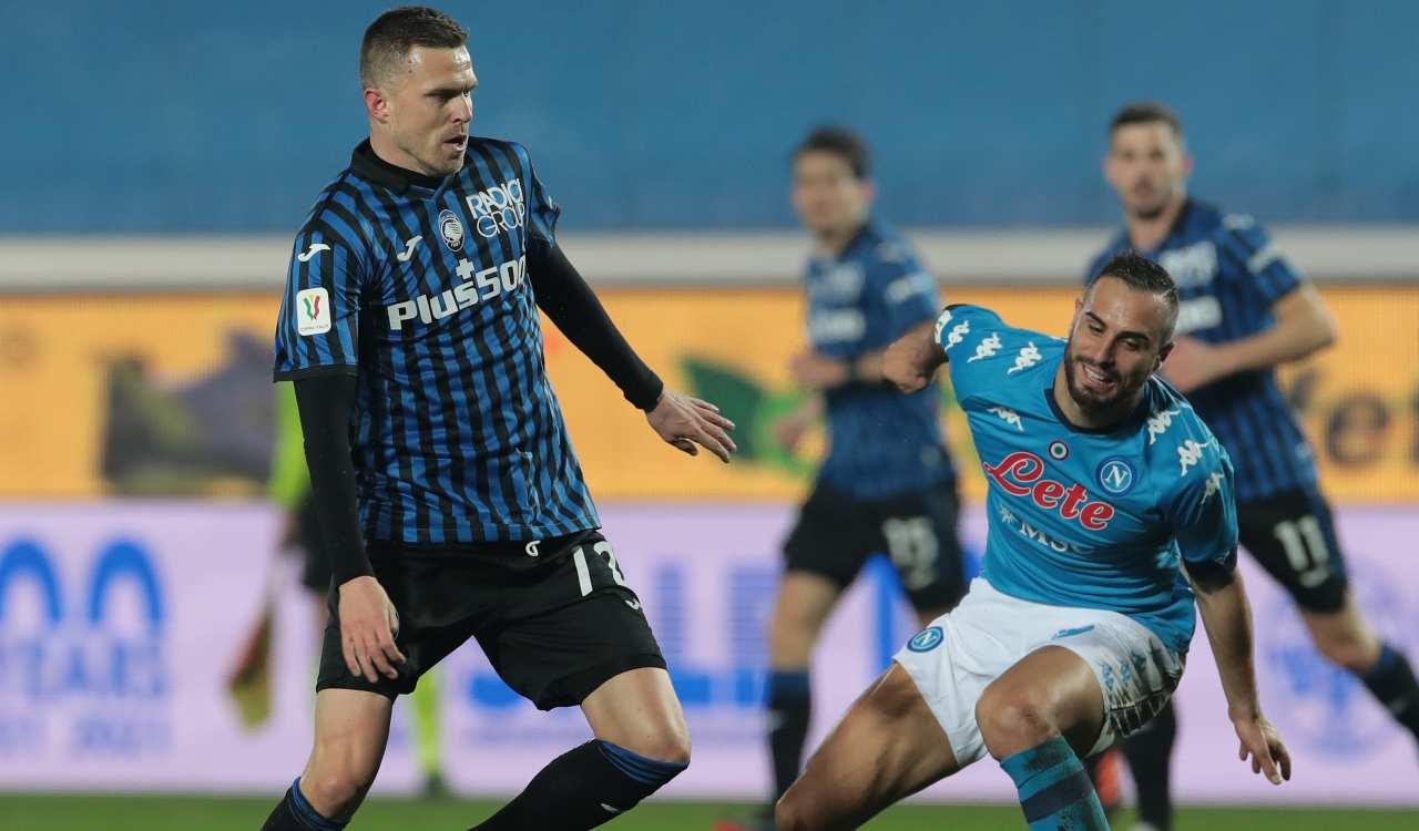 Atalanta Napoli Maksimovic