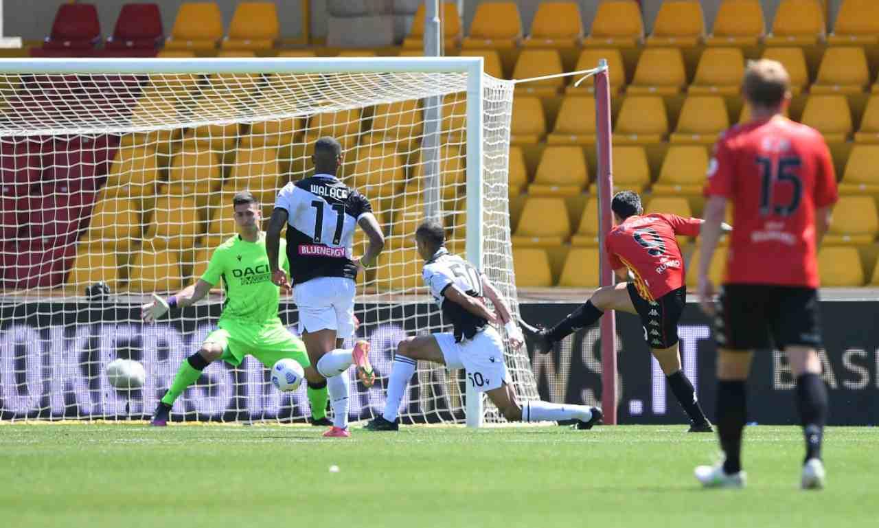 Benevento Udinese