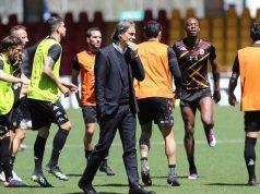 Inzaghi Milan Benevento