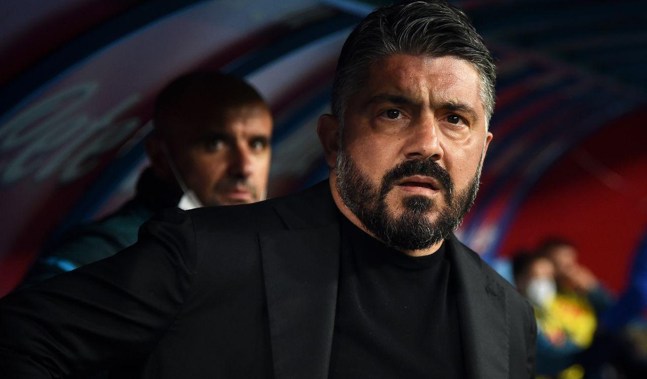 Gattuso Napoli allenatore