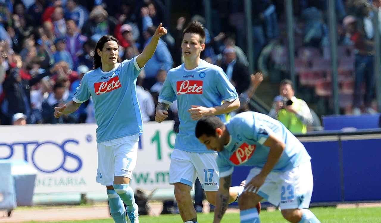 Napoli Lazio scontro Champions