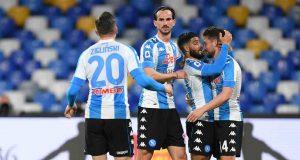 Napoli corsa Champions