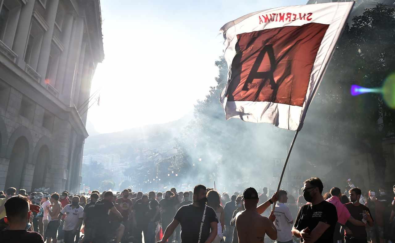 Salernitana in Serie A