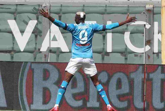 Victor Osimhen record gol