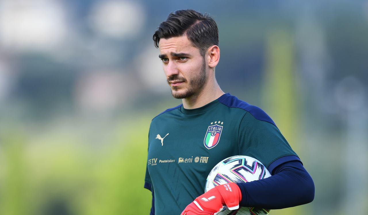 Alex Meret - Italia