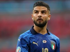 Lorenzo Insigne Italia Belgio