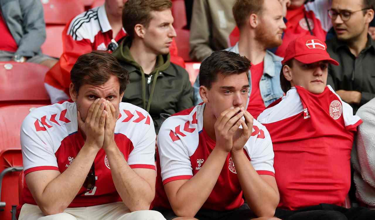 Tifosi della Danimarca