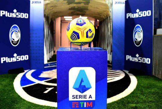 Serie A logo playoff