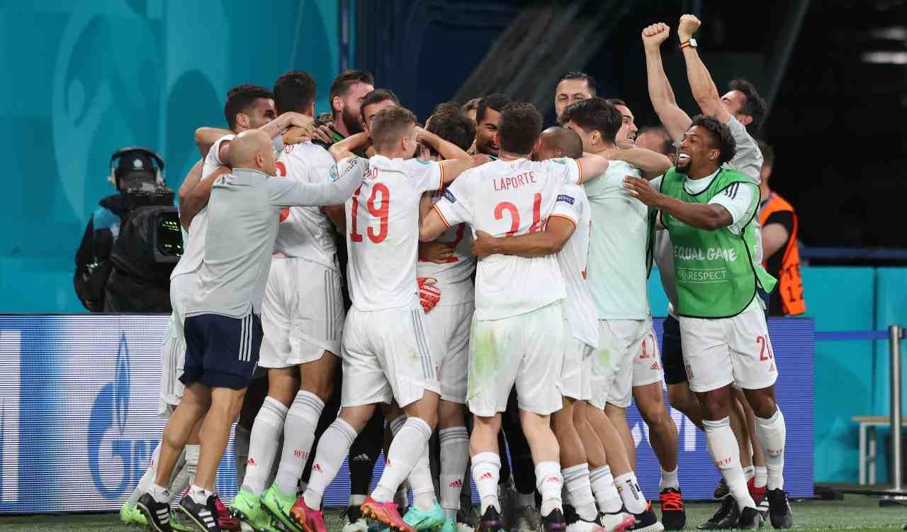 Spagna Euro 2020