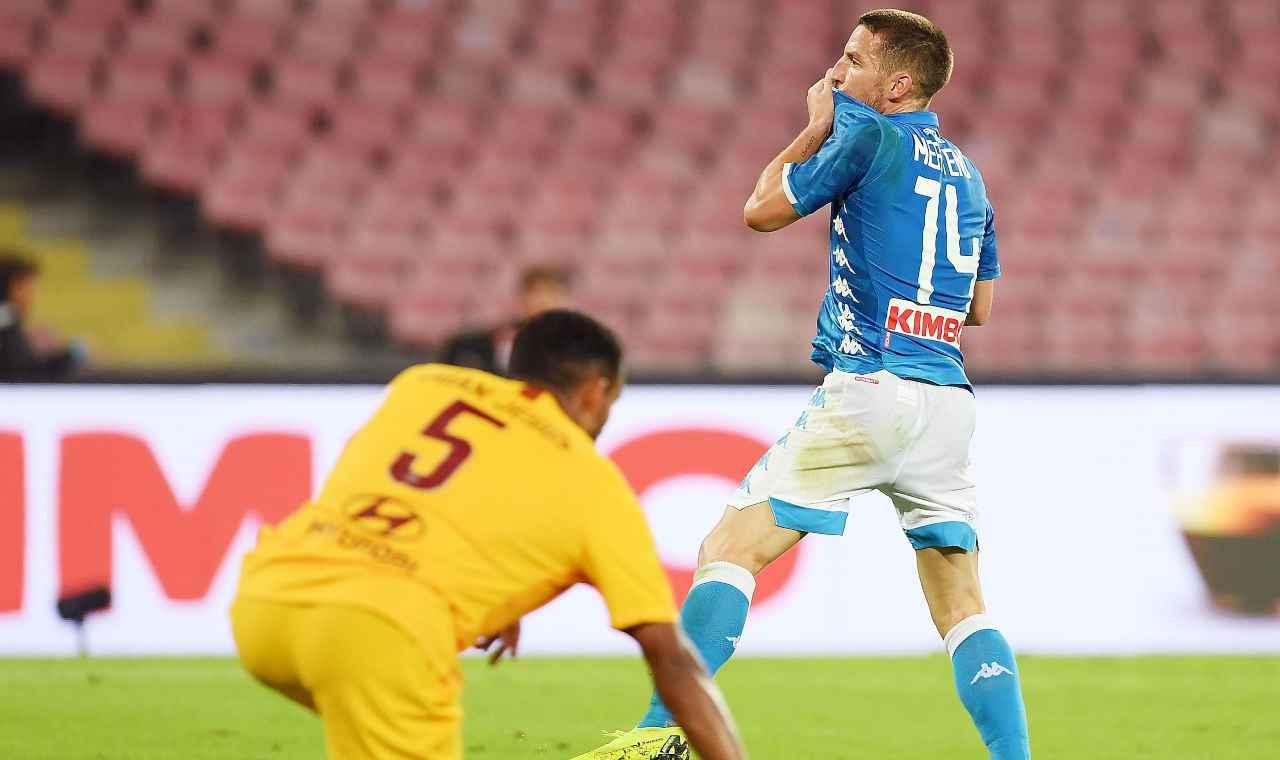 Juan Jesus difensore Napoli