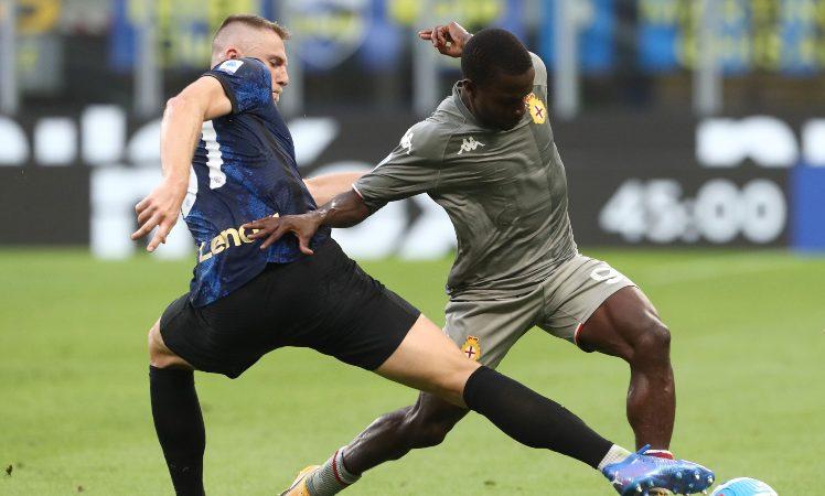 Kallon Inter Genoa