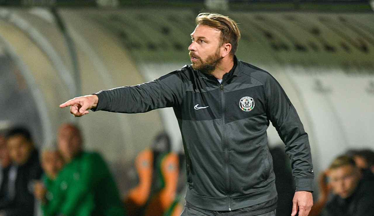 Paolo Zanetti Venezia allenatore