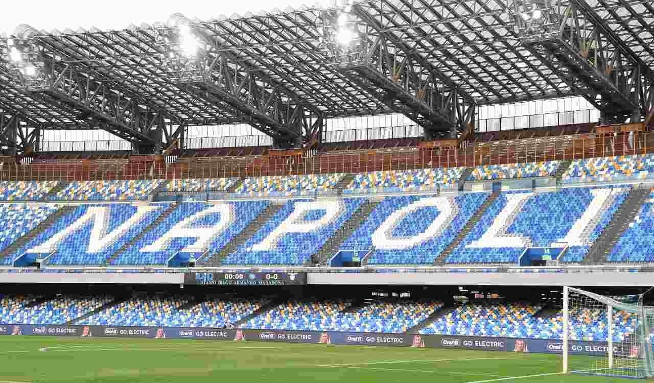 Stadio Maradona Napoli