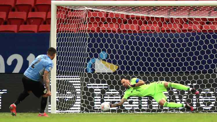 David Ospina portiere Colombia