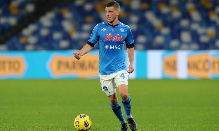 Diego Demme infortunati Napoli