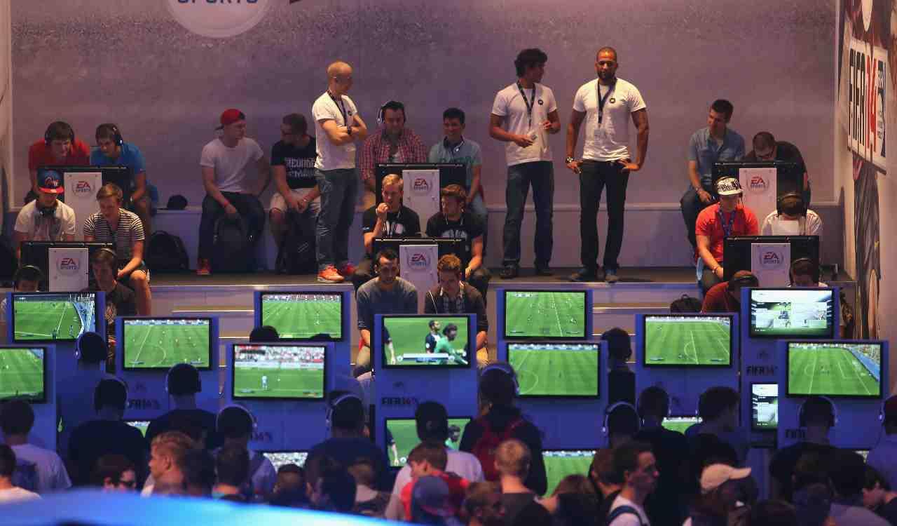 Sala prova EA Sports
