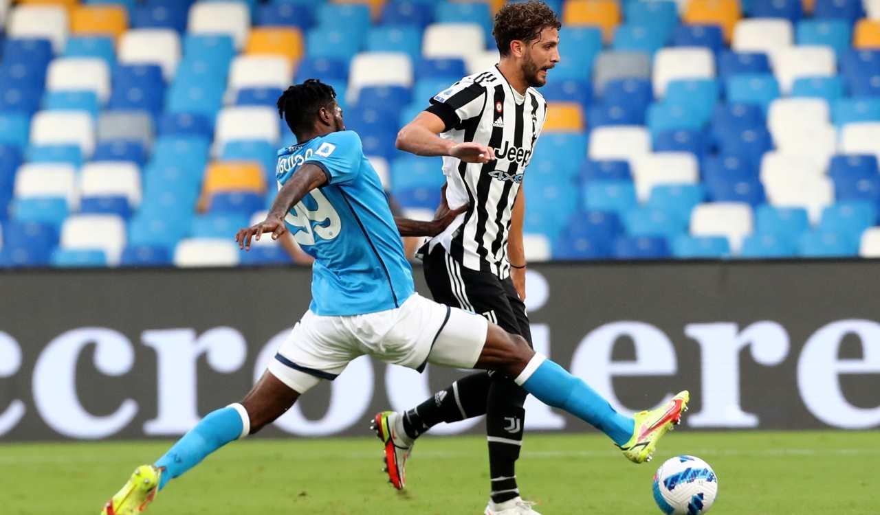 Anguissa Napoli Juventus