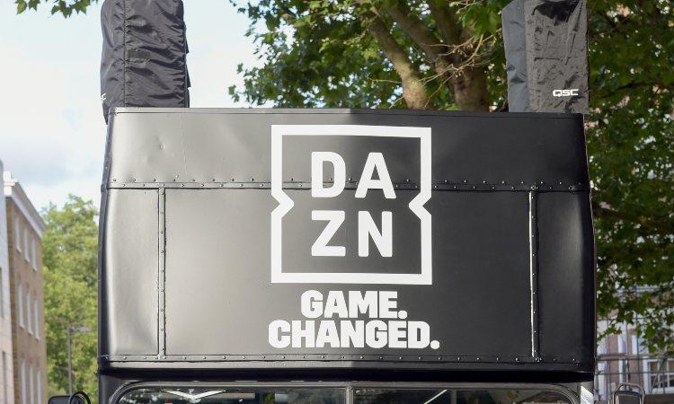 Pubblicità Dazn