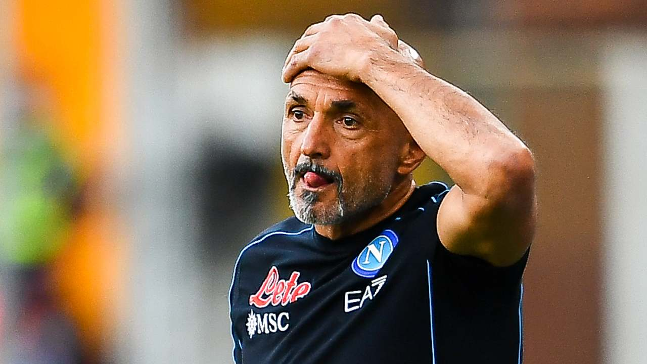 Luciano Spalletti (GettyImages)