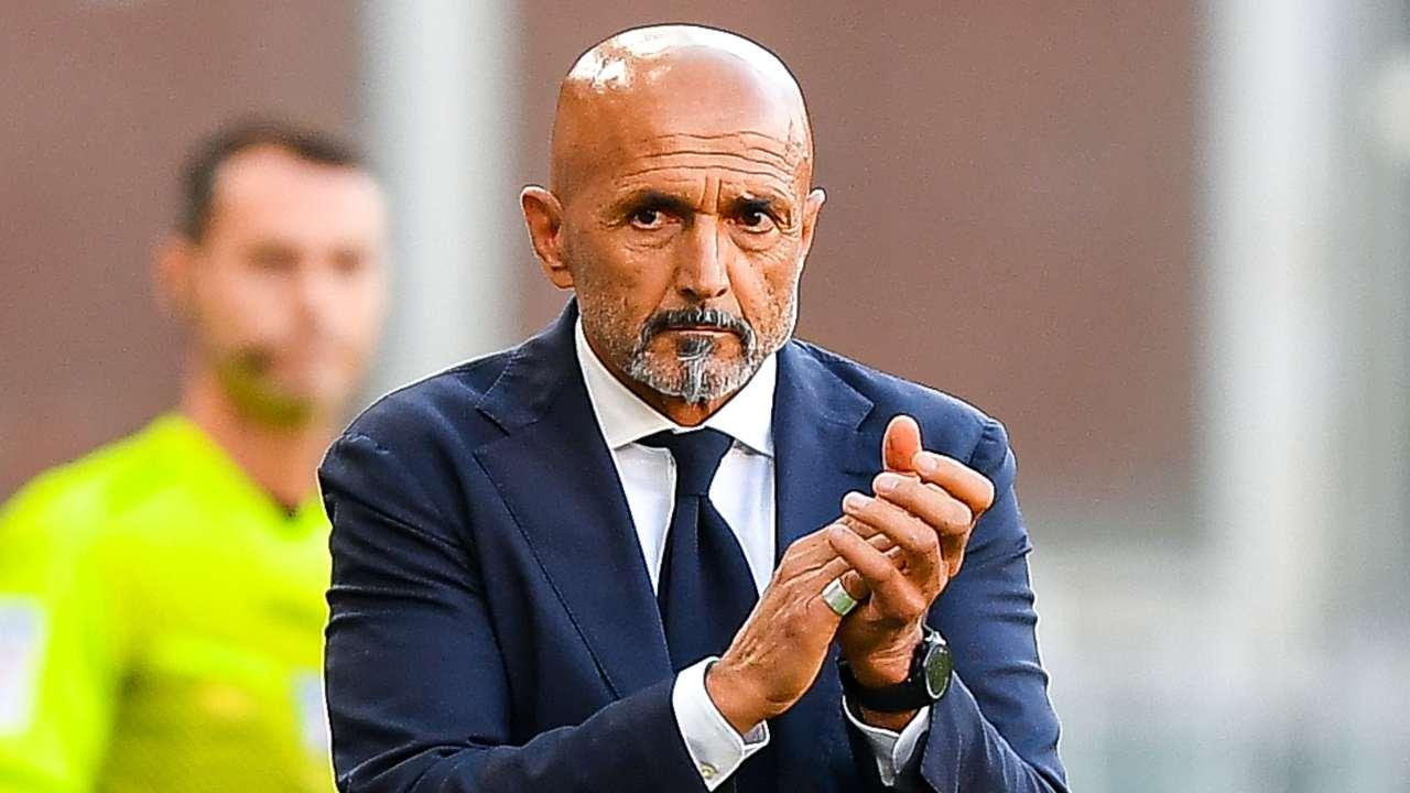 Luciano Spalletti ballottaggio Napoli