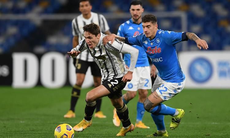 Napoli-Juventus data e orario