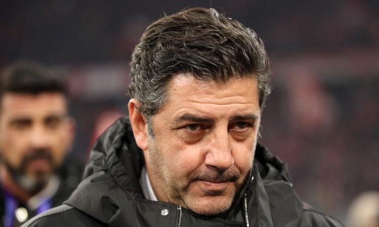 Rui Vitoria, allenatore dello Spartak