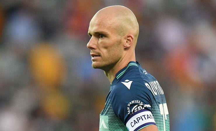 Nuytinck, difensore dell'Udinese