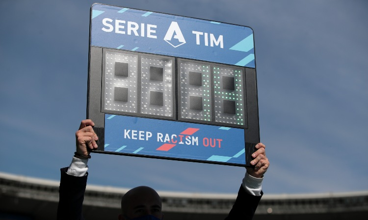 Tabellone cambi Serie A