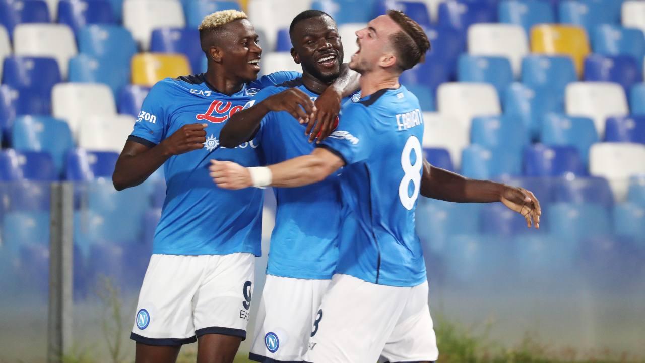 Napoli calciatori maglia