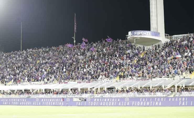 Artemio Franchi di Firenze, lo stadio della Fiorentina