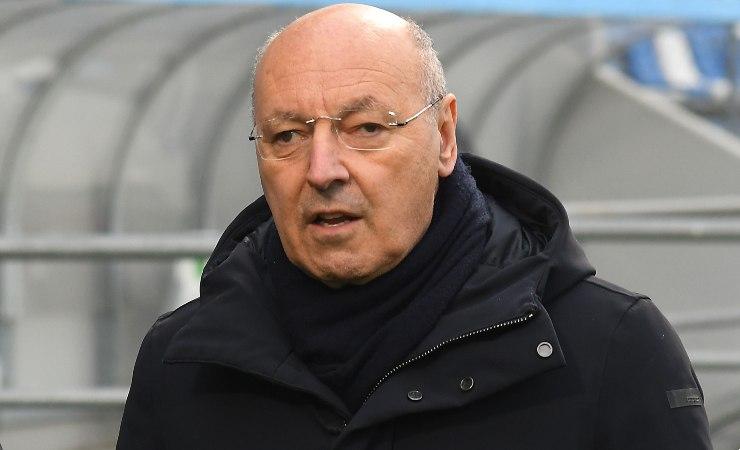 Beppe Marotta, ad dell'Inter