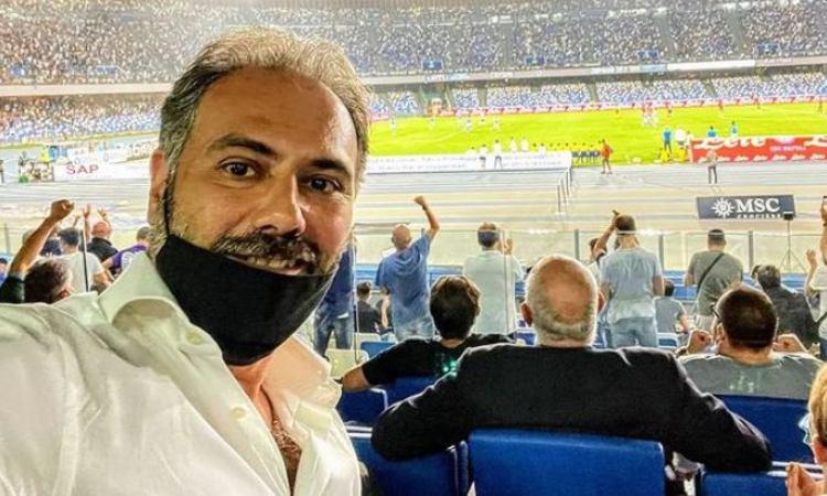Catello Maresca al Maradona