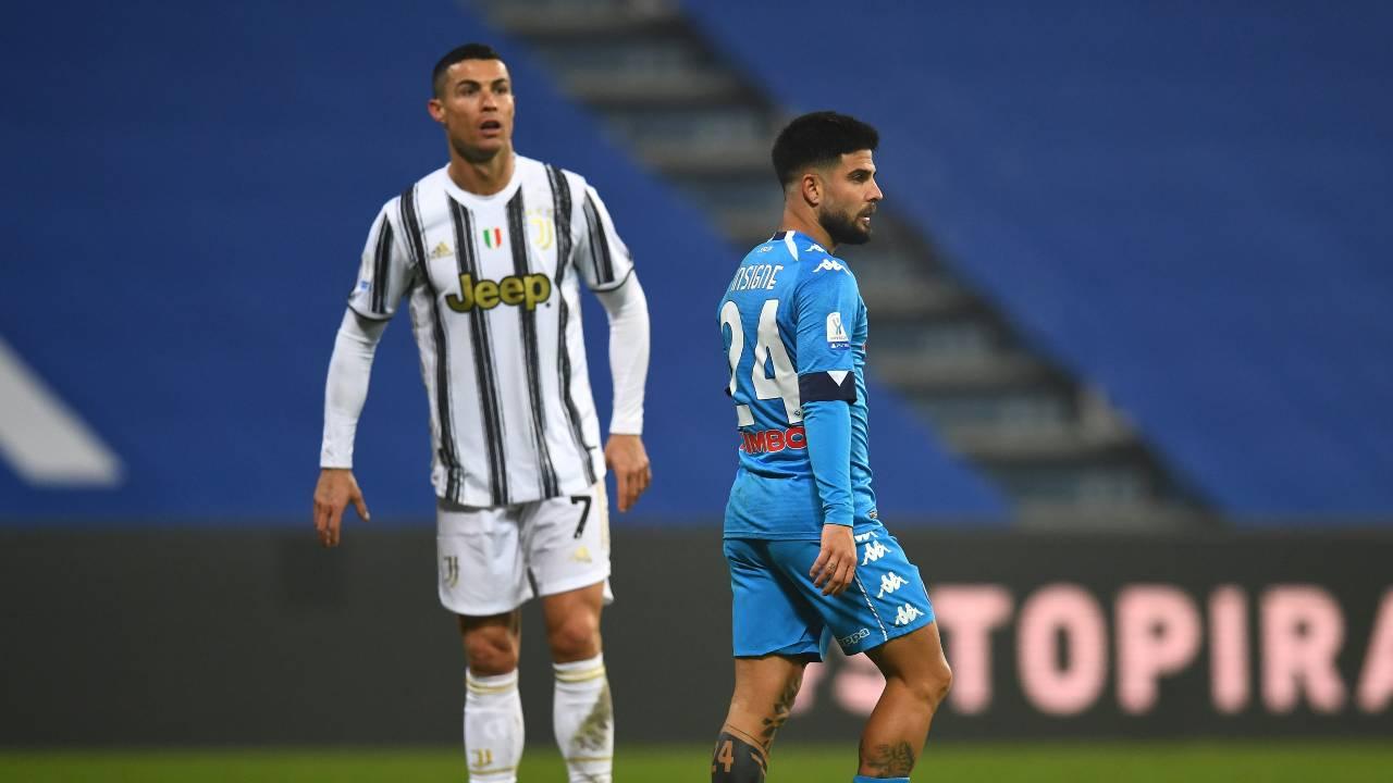 Insigne e Ronaldo insieme? Quella volta che Lorenzo