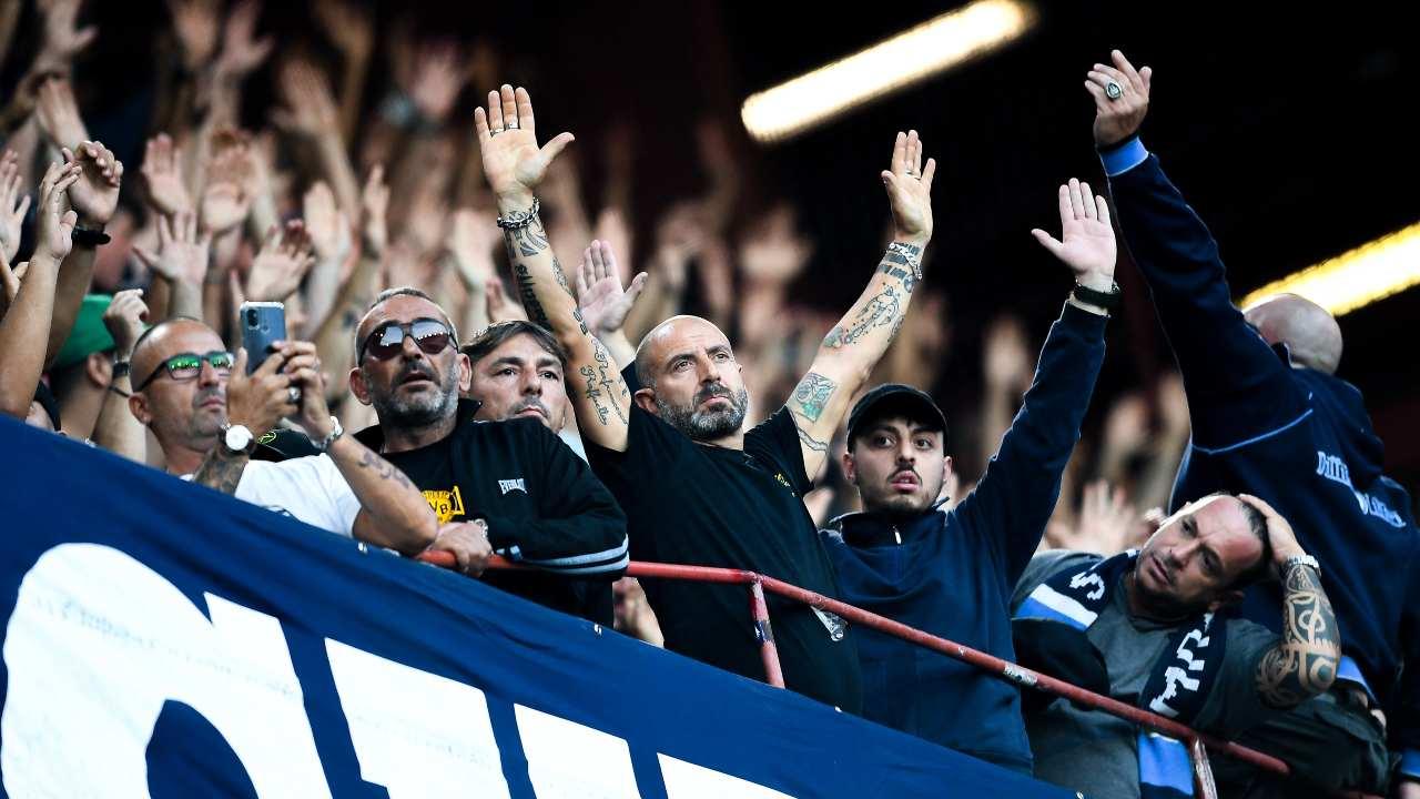 I tifosi del Napoli