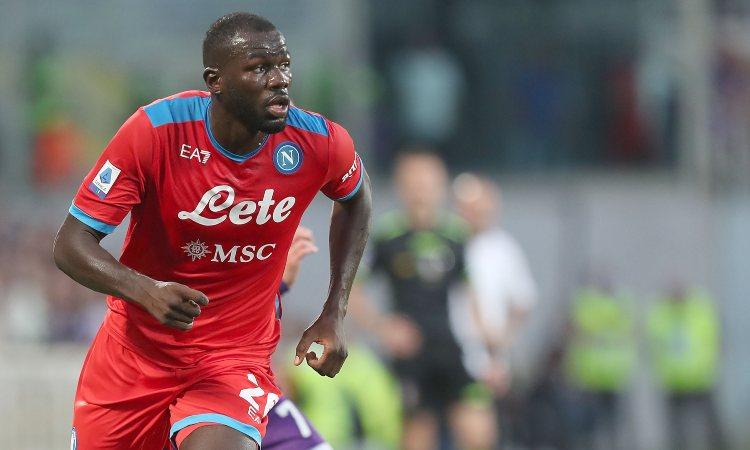 Koulibaly Fiorentina Napoli