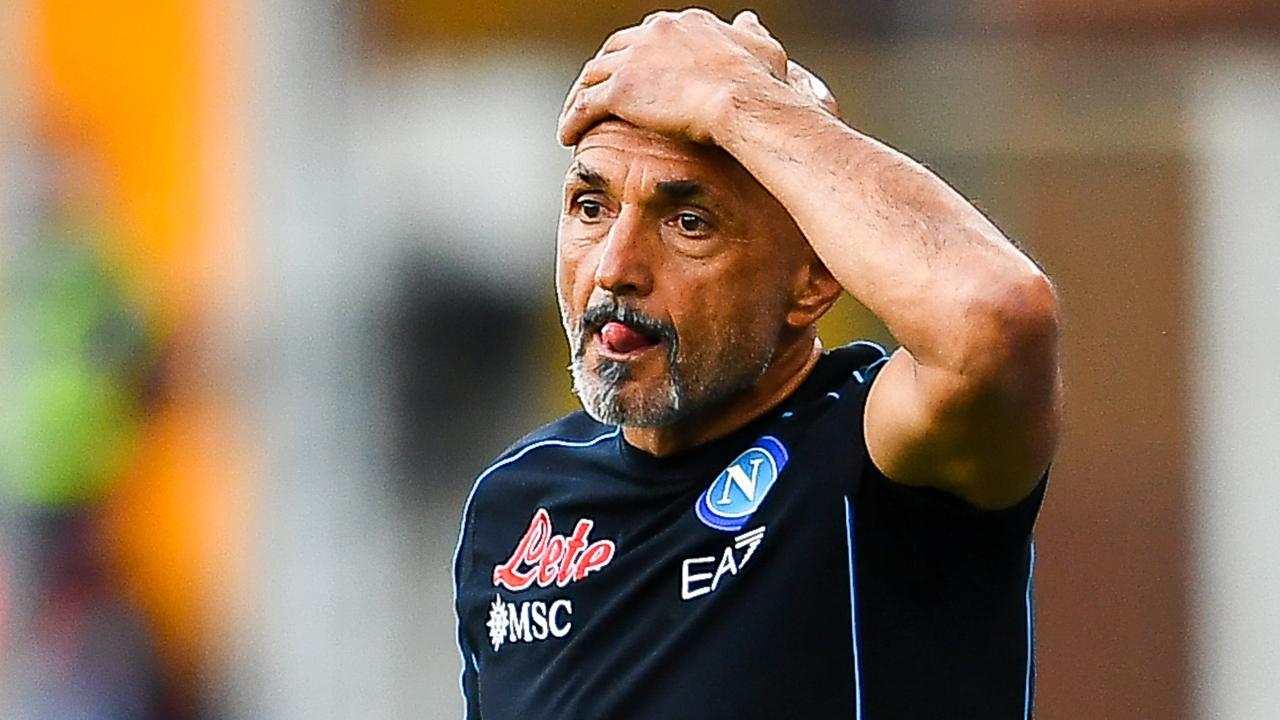 Luciano Spalletti Napoli ballottaggio