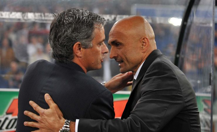 Mourinho e Spalletti