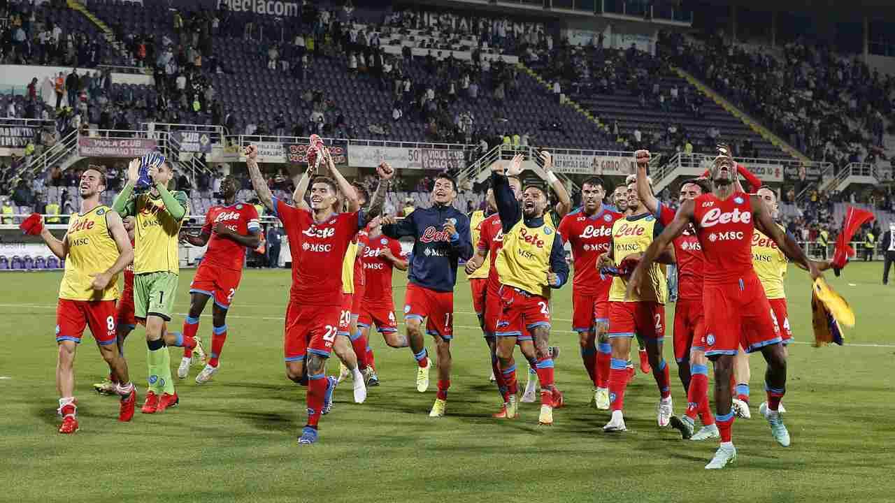 Napoli precedenti vittorie consecutive